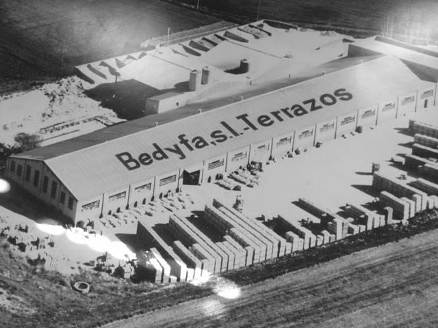 En 1968 se funda Bedyfa, S. L. Sus fundadores los hermanos Bermejo, junto con su cuñado Juan Francisco Díaz Pompa, comienzan la dilatada y solvente trayectoria de esta empresa.