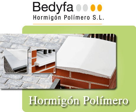 Bedyfa Hormigón Polímero