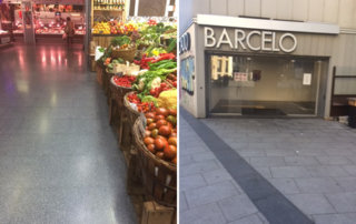 Bedyfa presente en el Mercado de Barceló de Madrid